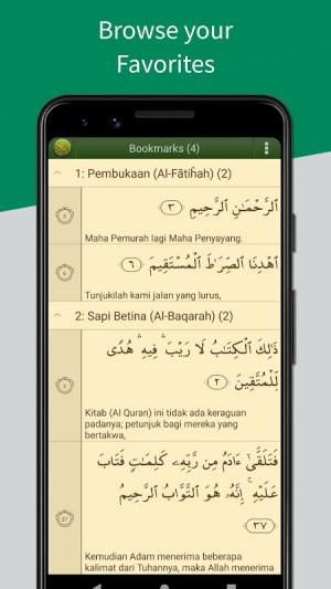 Al'Quran Bahasa Indonesia 4.5.6c Screen 2