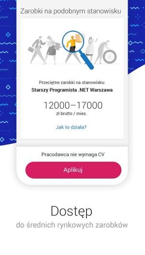 Pracuj.pl - Oferty pracy. Sprawdź, czy nie szukasz 4.28.3 Screen 1