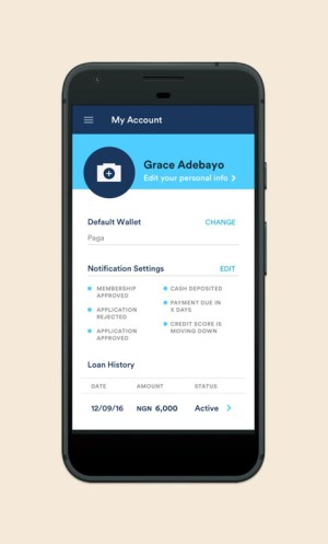 Branch - Personal Finance Loans 1.35.1 Screen 6