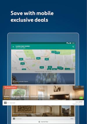 Expedia Hotels, Flights, Car Hires & Activities 18.28.0 Screen 2