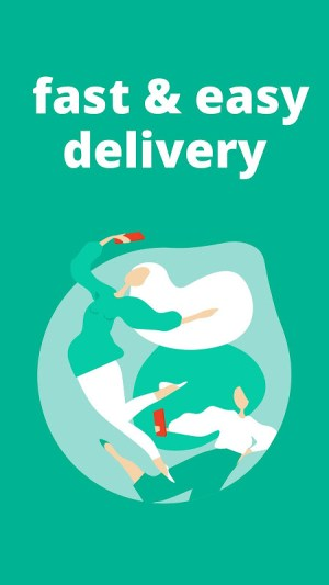 Toters:Food Delivery & More 3.5.02 Screen 1