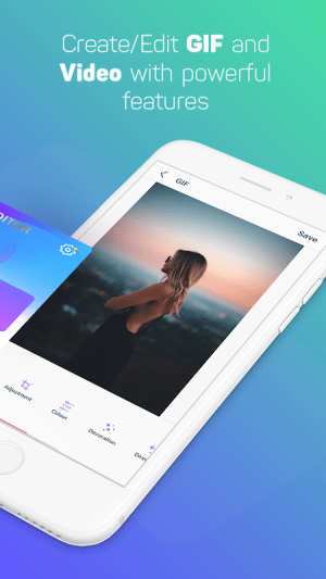 Android GIF Maker, GIF Editor, Video Maker, Video to GIF Screen 3