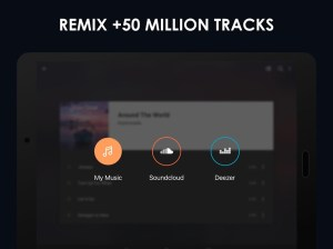 edjing Mix: DJ music mixer 6.36.00 Screen 2