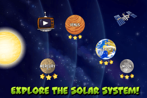 Angry Birds Space 2.2.14 Screen 2