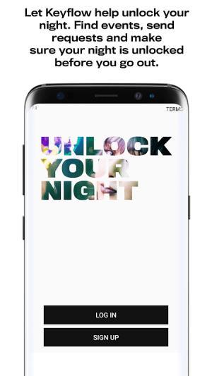 Keyflow: Your key to global nightlife 1.8.0-5 Screen 3