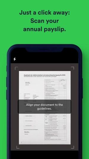 Taxfix – Simple German tax declaration via app 1.68.0 Screen 3