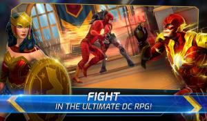 Android DC Legends: Fight Superheroes Screen 2