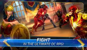DC Legends: Battle for Justice 1.24.2 Screen 2