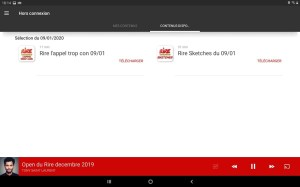 Rire & Chansons Radio 6.0.0 Screen 10