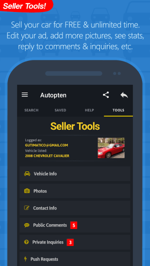 com.autopten.cheapcarsforsale 1.8.1 Screen 21