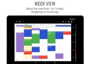 Business Calendar 2 Pro・Agenda, Planner, Organiser 2.37.4 Screen 1