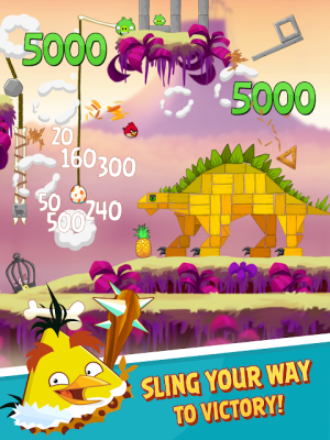 Android Angry Birds Classic Screen 6