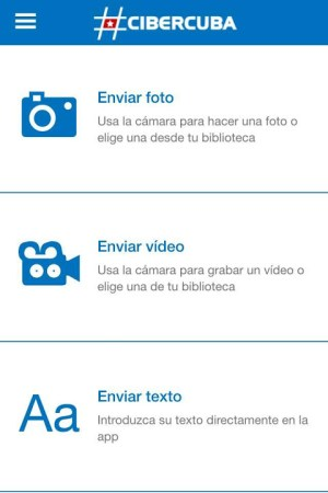 CiberCuba - Noticias de Cuba 1.6 Screen 4