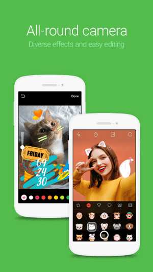 LINE: Free Calls & Messages 9.10.0 Screen 6