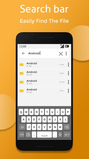 File Manager 2.1.1 Screen 4