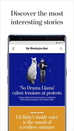 The Washington Post 5.9.1 Screen 10