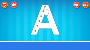 ABC Alphabet Tracing 1.3 Screen 1