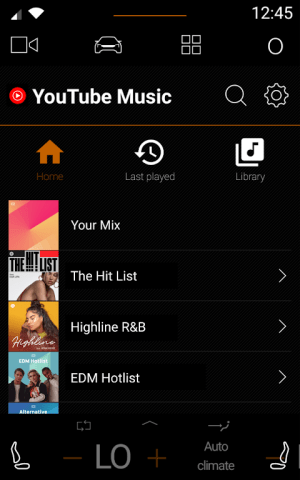 YouTube Music - Stream Songs & Music Videos 4.12.50 Screen 3
