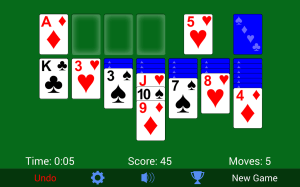 Solitaire 3.3.16 Screen 7
