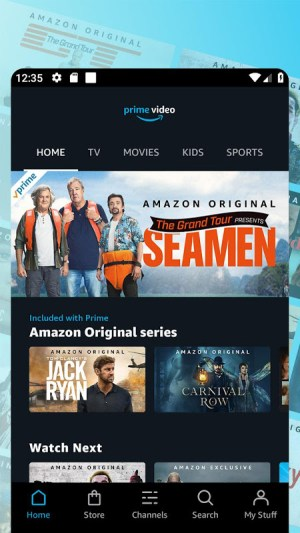 Amazon Prime Video 3.0.262.32845 Screen 5