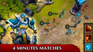 Android Legendary Heroes MOBA Screen 5