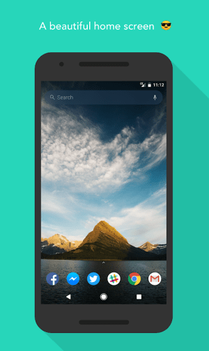 Evie Launcher 2.12.2-11 Screen 3