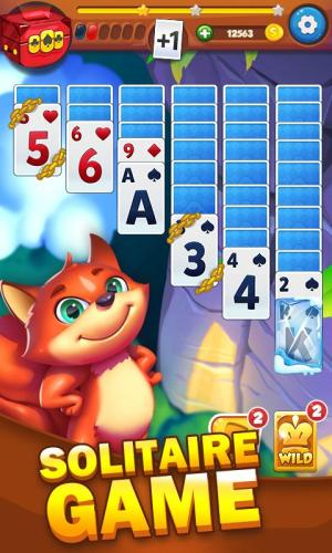 Solitaire Tripeaks Adventure - Free Card Journey 1.2.3 Screen 4