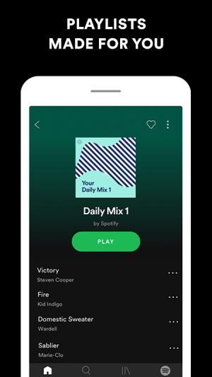 Spotify: Free Music and Podcasts Streaming 8.5.69.834 Screen 7
