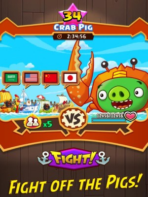 Angry Birds Fight! RPG Puzzle 2.5.6 Screen 12