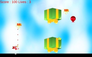 Android Christmas Games 2 Screen 1
