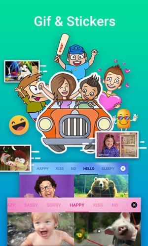 Emoji Keyboard 8.4.3 Screen 4