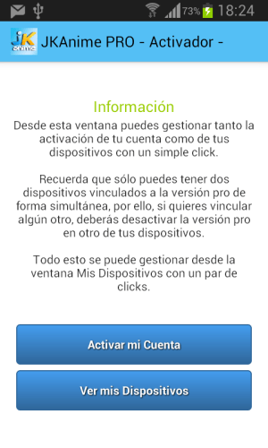 Jkanime Pro 1 3 4 Apk Download By Alberto Gomez Munoz Android Apk