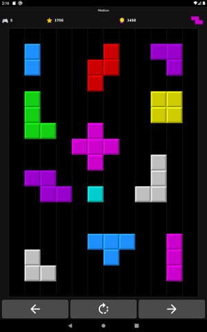 Android Brick Game Screen 21