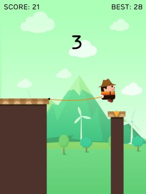 Android Rope Swing Screen 9