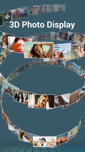 Photo Gallery 3D & HD 1.5.9 Screen 1