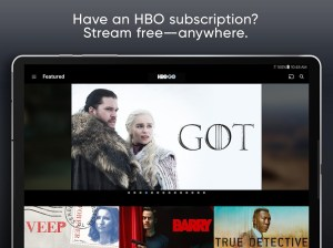 HBO GO: Stream with TV Package 21.0.2.182 Screen 3