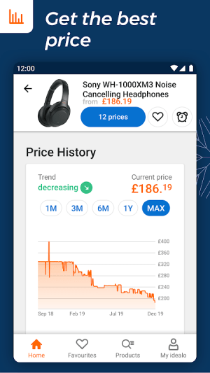 idealo - Price Comparison & Mobile Shopping App 15.5.2 Screen 4