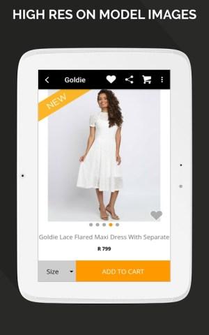 Online Fashion Shopping Zando 1.2.0 Screen 11