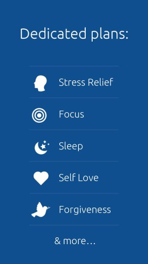 Meditation & Relaxation: Guided Meditation 3.0 Screen 3
