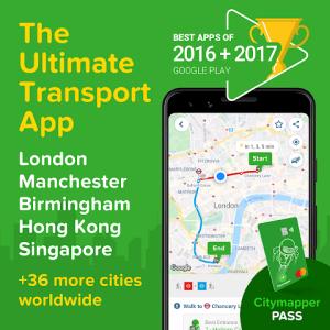 Citymapper - the ultimate transport app 9.7 Screen 6
