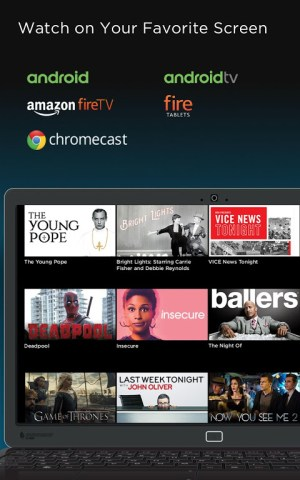 HBO NOW 1.6.0 Screen 2
