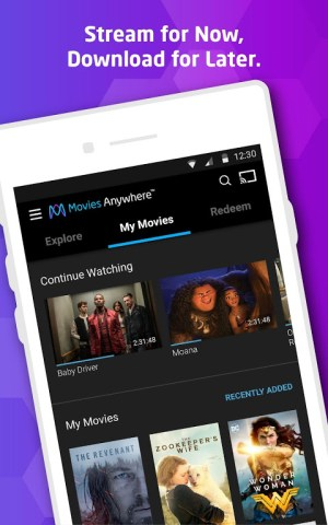 Movies Anywhere 1.2.0 Screen 2