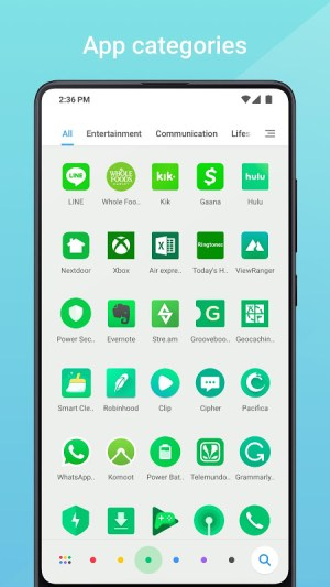 Mint Launcher 1.1.4.10 Screen 5