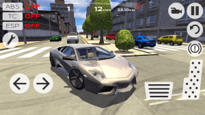 Extreme Car Driving Simulator 4.0 Screen 4