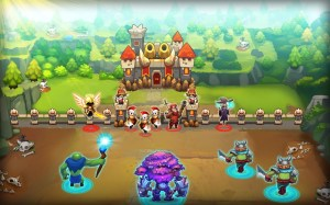 King Rivals: PvP RTS war clash strategy game 1.0.94 Screen 13
