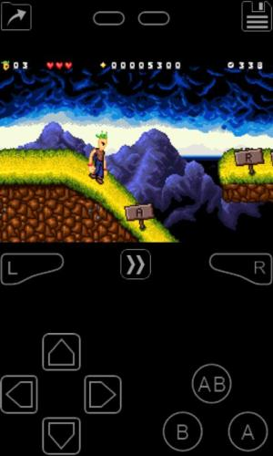Android My Boy! Free - GBA Emulator Screen 1