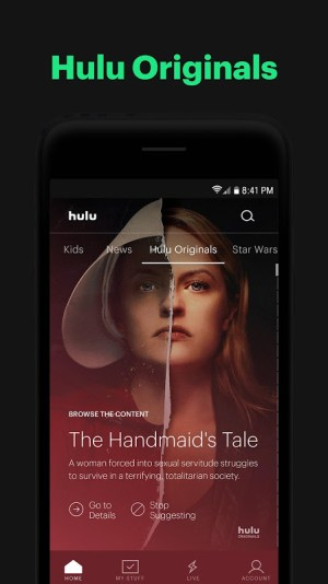Hulu: Stream TV, Movies & more 3.58.100.307550 Screen 11