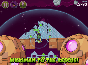 Angry Birds Space HD 2.2.14 Screen 7