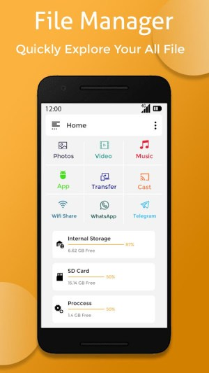 File Manager 2.1.1 Screen 5