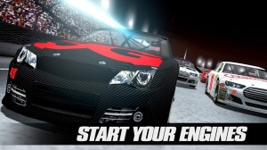Android Stock Car Racing Screen 1